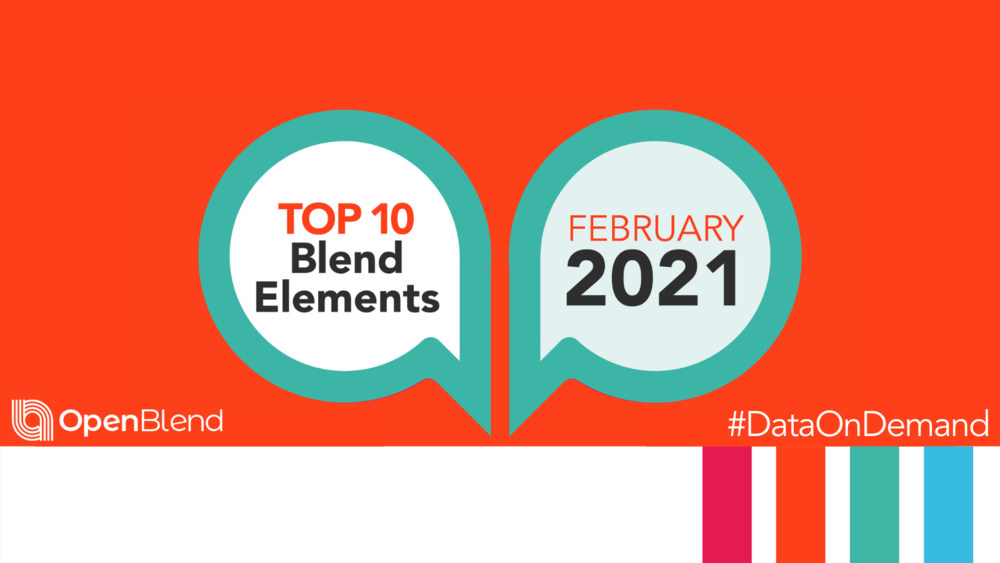 How to optimise productivity and performance: Top Ten Blend Elements February 2021
