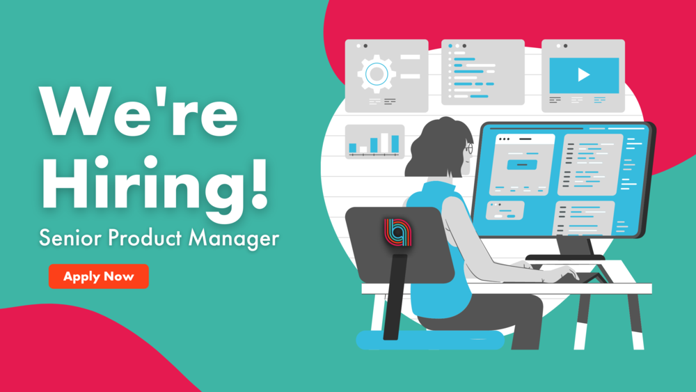 We're hiring a Senior Product Manager...