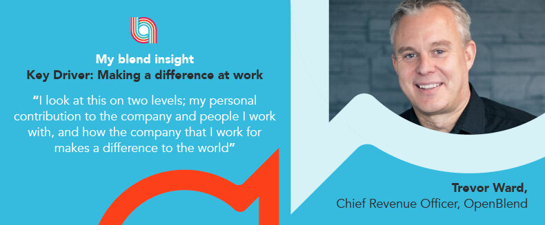 Blend Insights: Making a difference at work