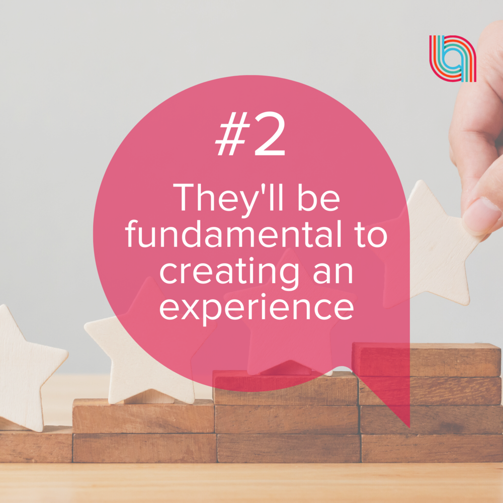 Fundamental to creating and ecperience
