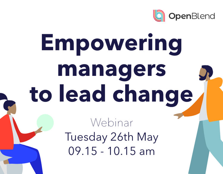Empowering Managers to Lead Change