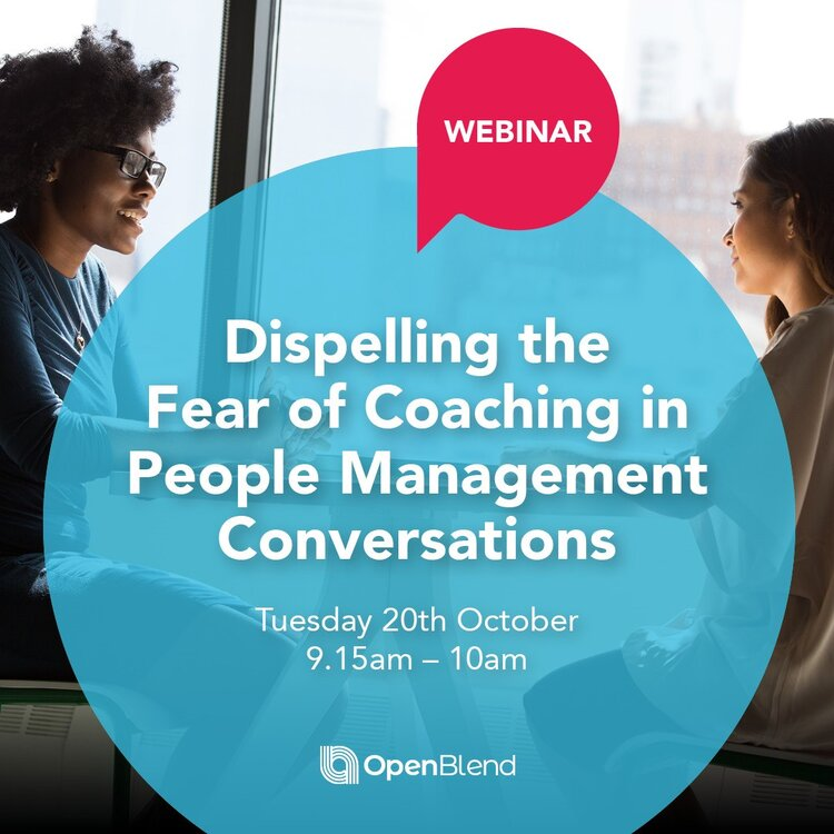 Dispelling the Fear of Coaching in People Management Conversations