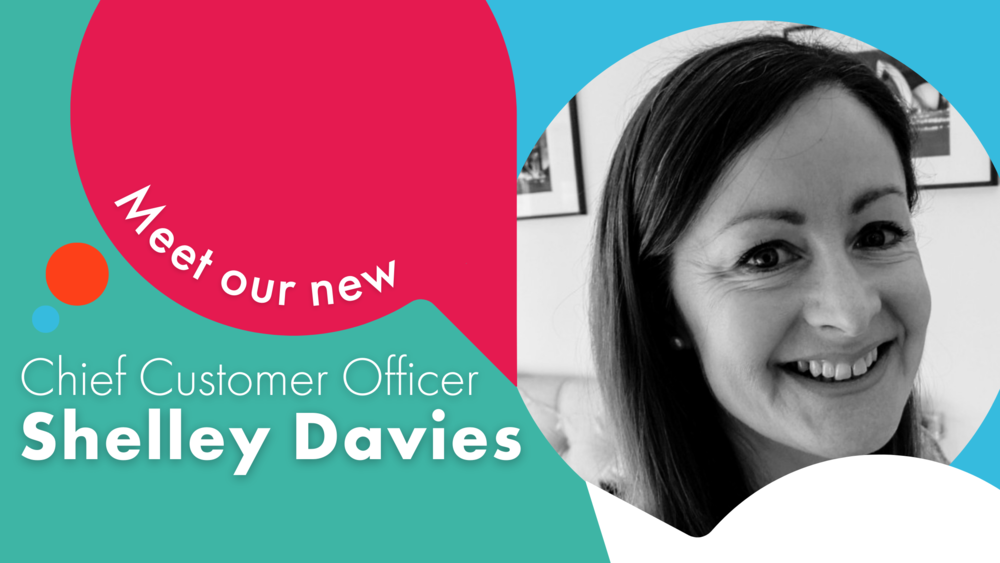 Interview with Shelley Davies, OpenBlend's new Chief Customer Officer