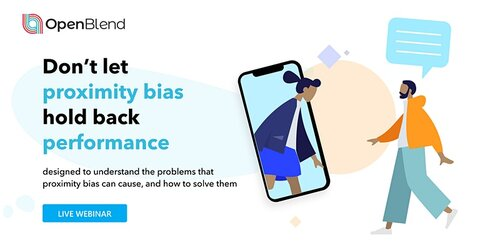 proximity bias webinar